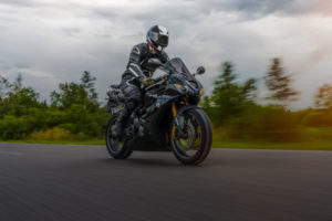 The motorcycle world